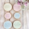 The 'You Got Married' biscuits