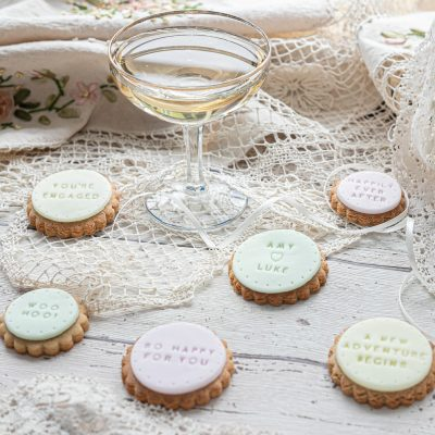 Wedding & Engagement Biscuits
