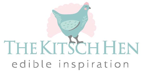 The Kitsch Hen | edible inspiration